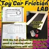 Lab: Toy Car Friction