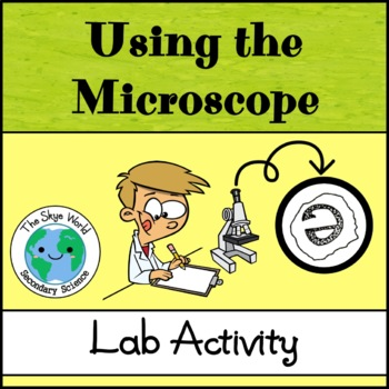 Lab - Using the Microscope
