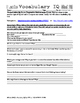 Psychology Lab Vocabulary IQ test Intelligence