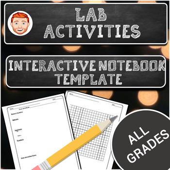 Lab Worksheet Template
