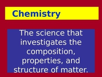 Chemistry, Matter, Interactions: LabLearner Investigations 1-2