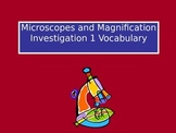 Microscopes and Magnification: LabLearner Investigation 1