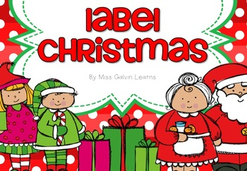 Label Christmas