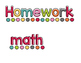 Label Freebie: Homework and Objectives