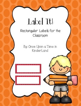 Label It!