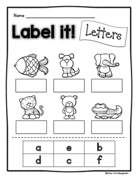 Label It