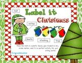 Label It Christmas!