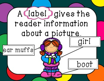 Label It! Second Edition!