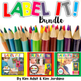Label It Super Bundle by Kim Adsit and Kim Jordano