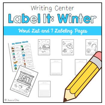 Label It: Winter