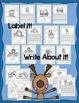 ESL Newcomers:  Label It!  Write About It Bundle!