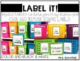 Label It_Square Labels