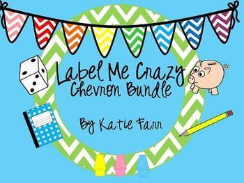 Label Me Crazy Bundle