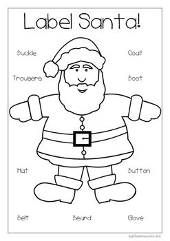 Label Santa!