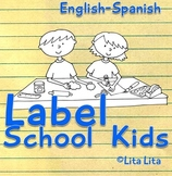 Label School Kids