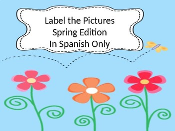 Label Spring Pictures