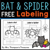 Label a Bat FREEBIE
