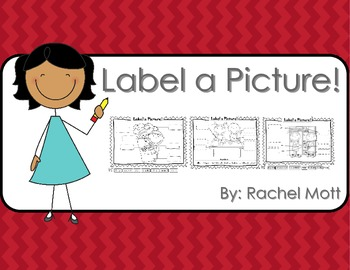 Label a Picture !!!!