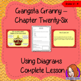 Label and Use Diagrams Lesson  – Gangsta Granny