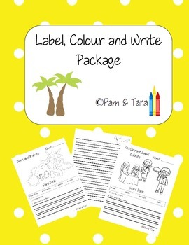 Label and Write Package