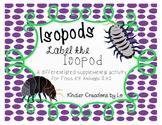 Label the Isopod (Animals 2X2)