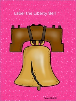 Label the Liberty Bell