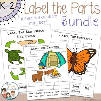 Labeling Center Year Long Bundle - exclusive mini set included
