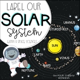 Label the Solar System / Planets