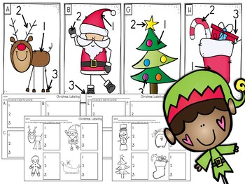Labeling Christmas