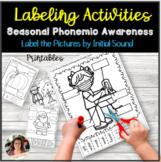 Labeling Common Objects | Back to School | Seasons | Socia