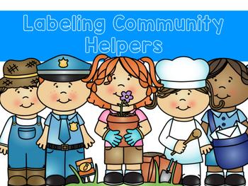 Labeling Community Helpers