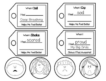 Labeling Feelings and Emotions