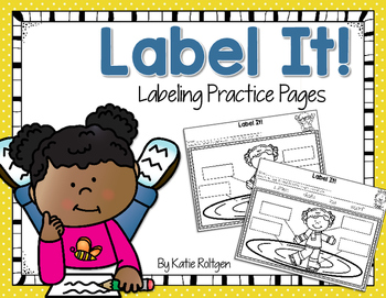 Labeling Practice Pages