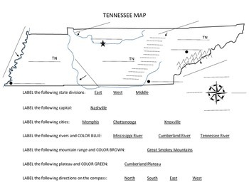 Labeling Tennessee