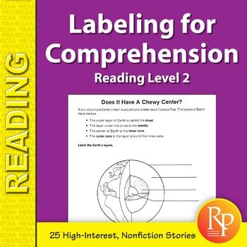Labeling for Comprehension: Reading Level 2