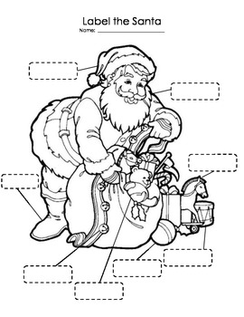 Labeling with Santa