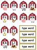 Farm Theme Labels and More Classroom Decor