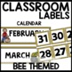 Labels (Bee Themed)