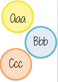 Labels - Classroom Door Nametags and Decorations FREE