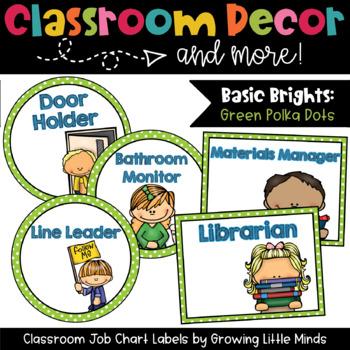 Labels:  Classroom Jobs- Green
