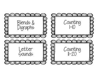 Labels {Editable}
