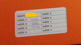 Labels-Folder Grades
