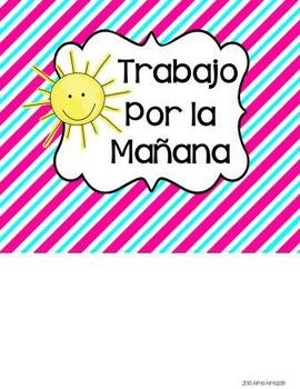 Labels For Your Journals and Folders SPANISH