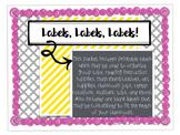 Labels, Labels, Labels!