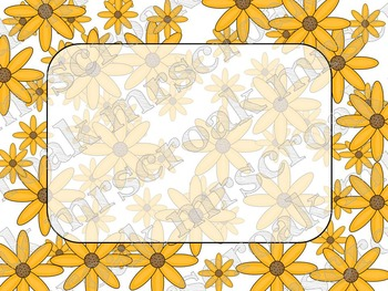 Labels: Lots of Daisies 10 per page