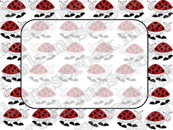 Labels: Lots of Lady Bugs 10 per page