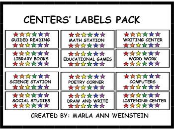 Labels Pack Bundle