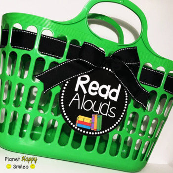 Labels: Read Alouds & Reading Glasses