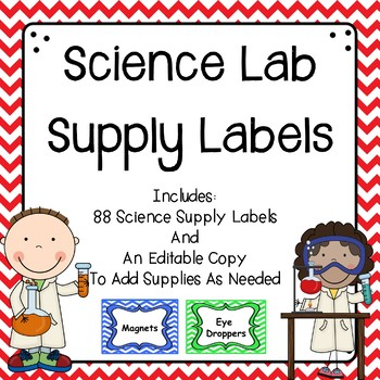 Labels - Science Lab Supplies