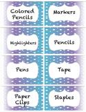 Labels-Supplies-Art